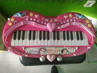 teclado infantil niña