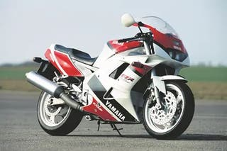 Despiece documentado Yamaha FZR 1000 EXUP 1991