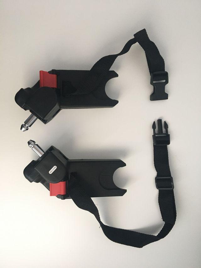Adaptadores maxicosi (Grupo 0) sillas Baby Jogger