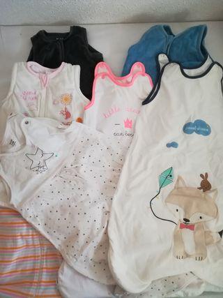 6 sacos de dormir para bebe