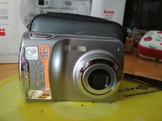 cámara fotos pentax