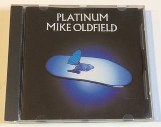Mike Oldfield Platinum Disco cd