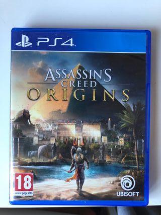 Assassin`s Creed. ORIGINS