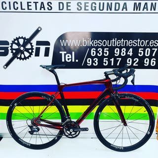 Bicicleta Berria belador aero 8.1 2020 test iris