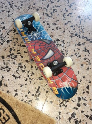 patin spiderman