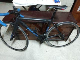 bicicleta sobato carbono talla 53