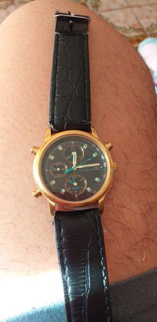 Reloj Seiko Quartz con un baño de oro