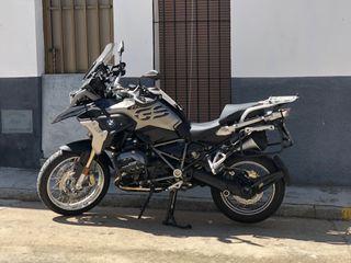 Moto BMW R1200GS 2018