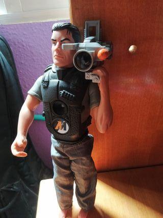 muñecos de action man. precio cada uno