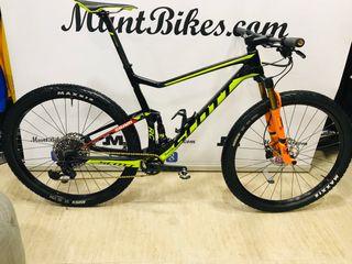 Bicicleta BTT Scott Spark RC World Cup 29 XL