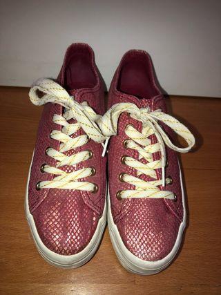 Zapatillas de plataforma