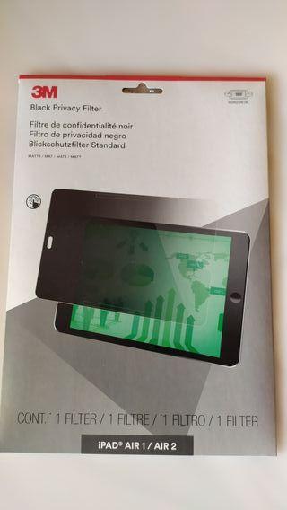 Protector / Filtro de privacidad para iPad Air 1/2