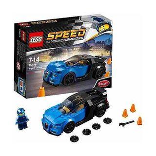 75878 Lego Speed Champions Bugatti Chiron