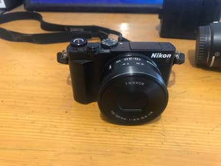 Nikon 1 j5 cámara evil y objetivo VR