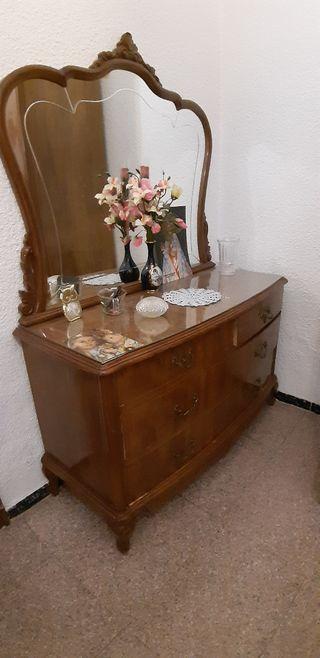 dormitorio matrimonio clasico