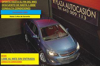 OPEL Astra 1.6 CDTi SS 136 CV Excellence ST