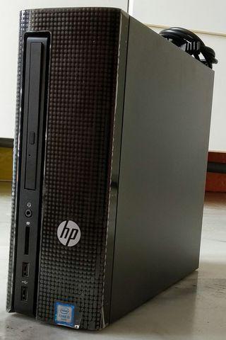 HP i3 16 GB de RAM y 1 Terabyte