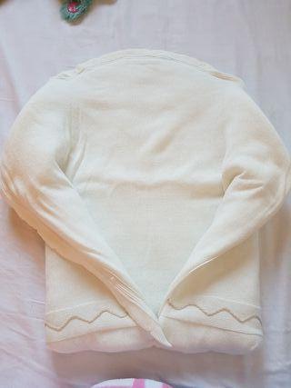 arrullo bebé hecho a mano