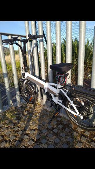 Bicicleta electrica plegable TILT 500