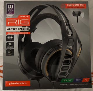 Auriculares Plantronics RigPro HC Dolby Atmos