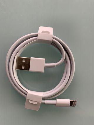 Cable de carga lightning apple original