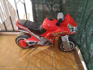 moto sin pedales