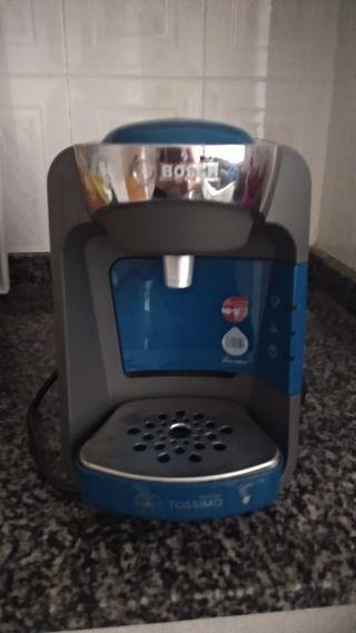 Cafetera capsulas Bosch Tassimo