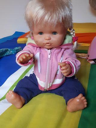 muñeca bebe nenuco