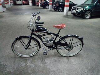 vendo bicicleta a motor nueva