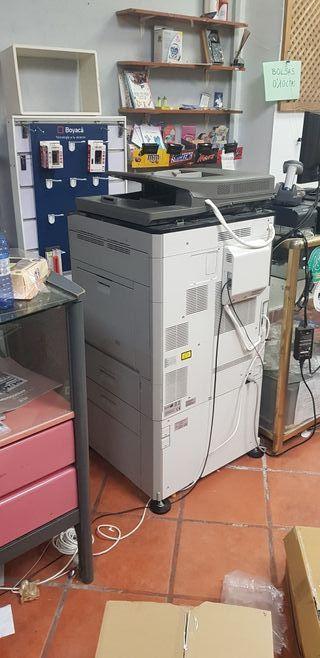Fotocopiadora Sharp mx-2314n multifunción color A3