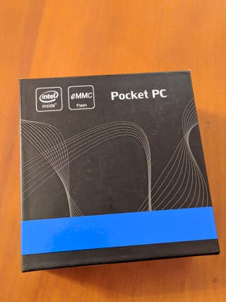Mini PC Stick Atom z8350, W10Pro, 4GB, 64 GB NUEVO