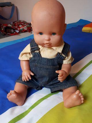 muñeco bebe nenuco