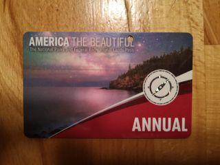 Annual pass estados unidos