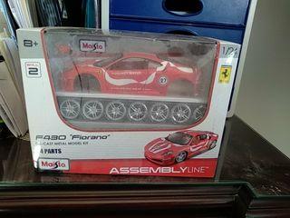 Ferrari metálico para montar