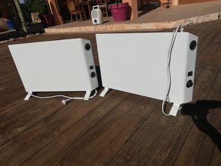 2 calefactores c/u 15€