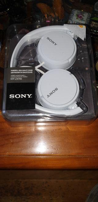 Auriculares Diadema Sony