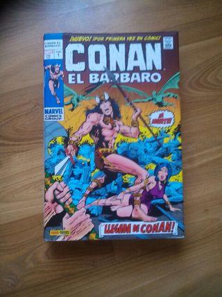 CONAN EL BÁRBARO MARVEL