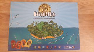 juego de mesa euskera atlantika