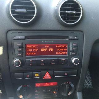 radio origina audi A3 8p