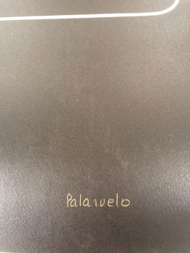 Litografía Original PABLO PALAZUELO,