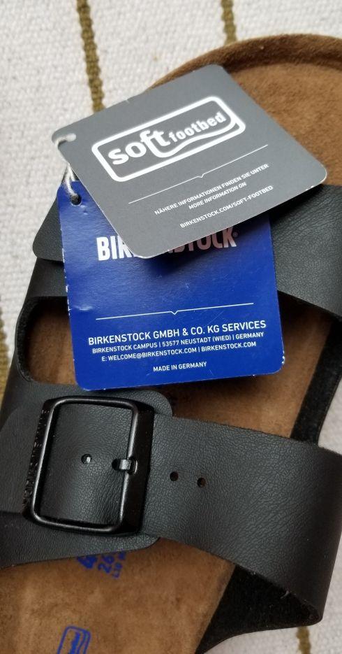 SANDALIAS Birkenstock Nuevas