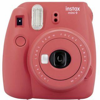 Fujifilm Instax Mini 9 Roja