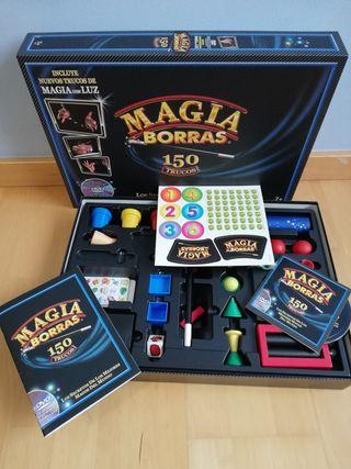 magia Borras 150 luz
