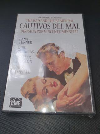 DVD - Cautivos del Mal - Nueva