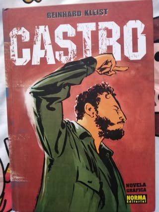 Novela grafica Fidel Castro