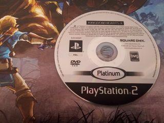 Juego PlayStation 2