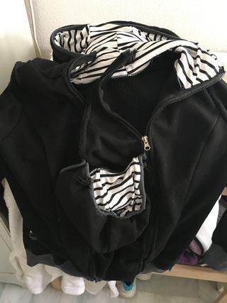 Abrigo de porteo talla L