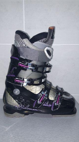 Botas de esqui. Sra.