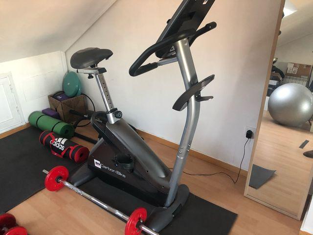 Bicicleta Estática BH Fitness