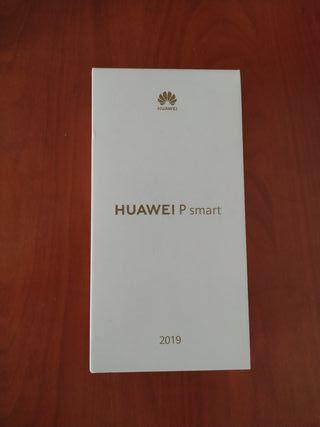 Huawei P Smart 2019 64GB Negro